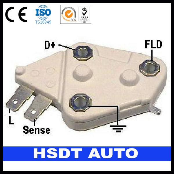D10SE6 DELCO auto spare parts alternator voltage regulator FOR Delco